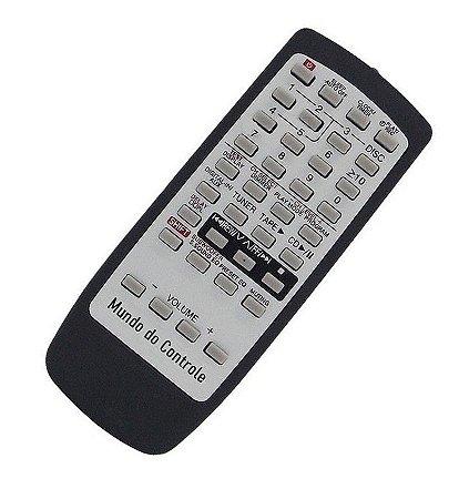 Controle Remoto  Som Panasonic N2QAGB000017 / N2QAGB000018 / SAAK200 / SAAK300 / SAAK600 / SCAK300
