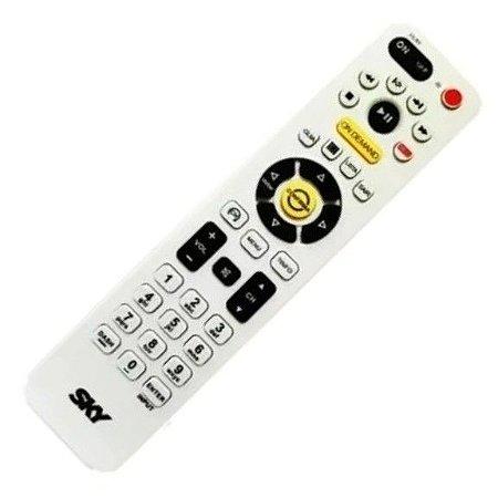 Controle Remoto Original, Receptor SKY HDTV PLUS ULR1 + Pilhas