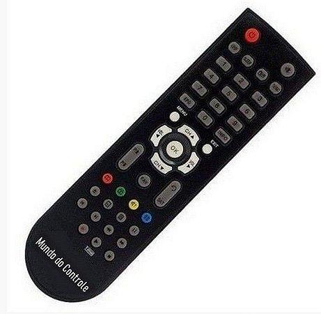 Controle Remoto Receptor  MiracleBox Premium HD