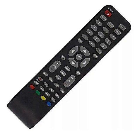 Controle Remoto Tv Led Semp Toshiba Sti Ct-6470  / Le3273w