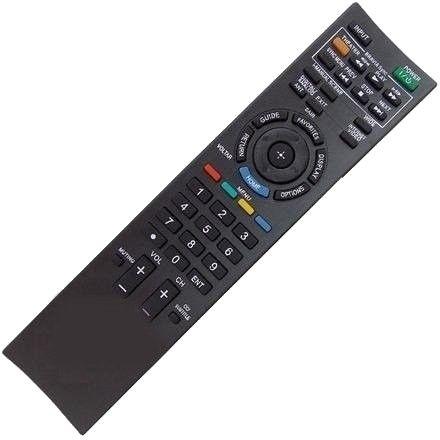 Controle Remoto Tv Lcd / Led / Plasma Sony Bravia RM-YD064 / RM-Y047
