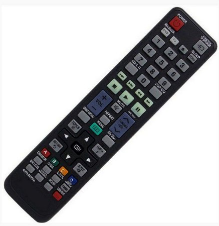 Controle Remoto  para Home Theater Samsung Ah59-02357A Repõe Ah59-02131A Ht-x625 Ht-z220