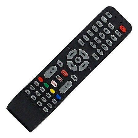 Controle Remoto Tv Semp Tcl 32 Led Smart L32S4700S / L40S4700FS / L48S4700FS / L55S4700FS