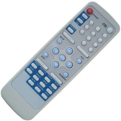 Controle Remoto Dvd Cougar Cvd-560 / Cvd-570 / Cvd-571