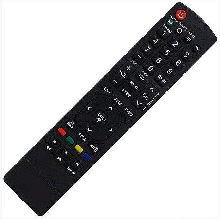 Controle Remoto para  Tv Lcd LG  42le4600 / 42le5300 / 47le4600