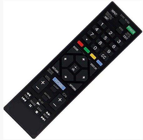 Controle Remoto Tv Sony Bravia  Kdl-39r475a / Kdl-40r455a