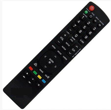 Controle Remoto P/ Tv LG Led 32le5300 / 32ls4600 / 32lv2500