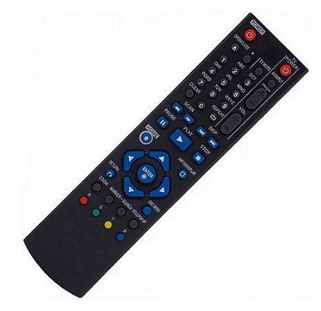 Controle Remoto Blu-ray LG  Bd561 Bd561n / Bd570 / Bd572