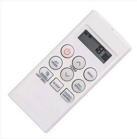 Controle Remoto Do Ar Condicionado LG Tsnc182m4w0 Tsnc072w4w
