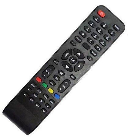 Controle Remoto Tv  Philco Ph43n91dsgw / Ph49e20dsgwa