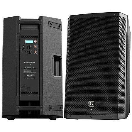 "Caixa Electro Voice Ativa ZLX 15P 15"" 1000W"