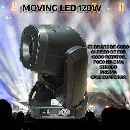 MOVING LED 120W (PAR NO CASE)