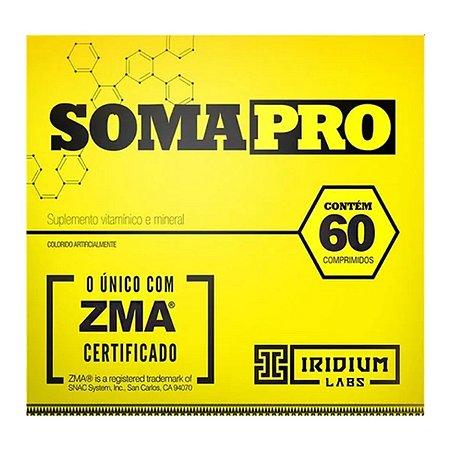 Somapro Zma 60 Cáps - Iridium Labs