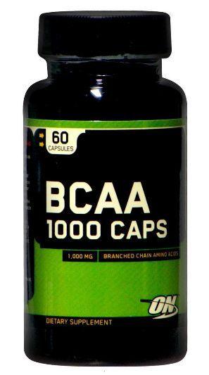 Bcaa 1000   60cps - Optimum Nutrition