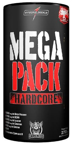 Mega Pack Hardcore Darkness - Integralmedica