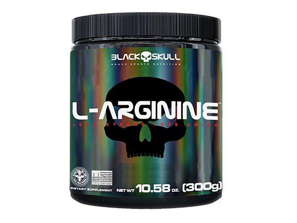 L-Arginine 300g - Black Skull