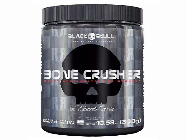 Bone Crusher 300g - Black Skull Radioactive Lemon