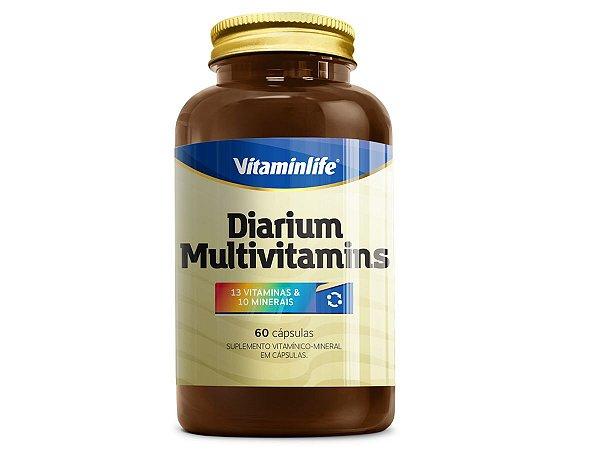 Diarium Multivitamins - Vitaminlife 60 Capsulas