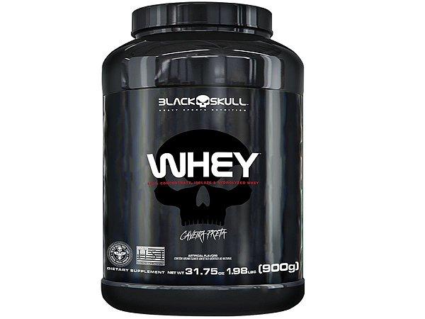 Whey Pote 900g - Black Skull Chocolate