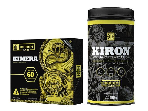 Kit Kimera 60 Caps + Kiron 150g - Iridium Labs