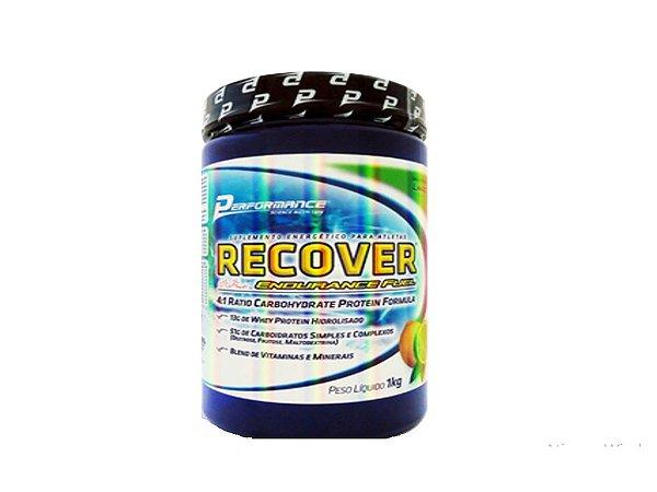 Recover Endurance Fuel 1kg - Performance Limão
