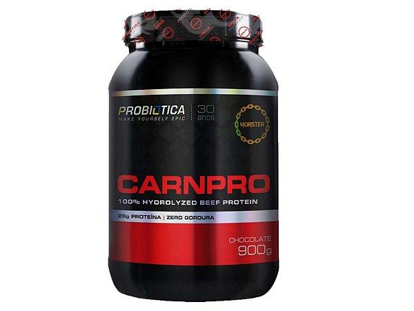 Carnpro Beef Protein 900g Probiótica Chocolate