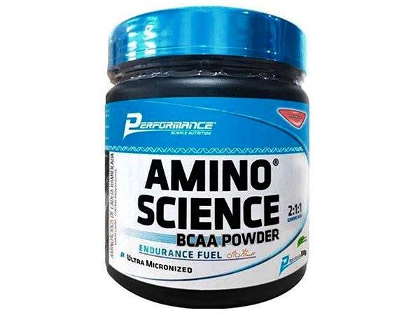 Amino Science 300g Laranja - Performance