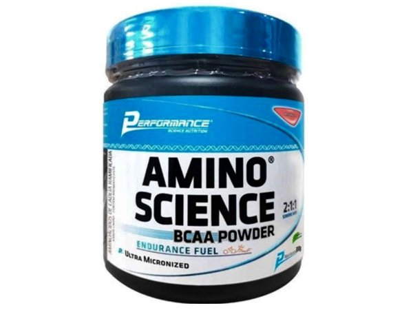 Amino Science 600g Laranja - Performance