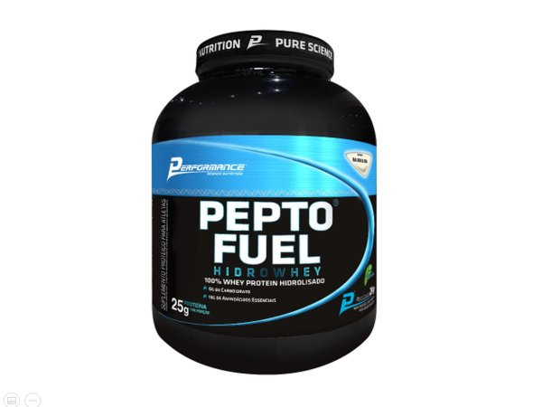 Pepto Fuel 2kg Chocolate - Performance