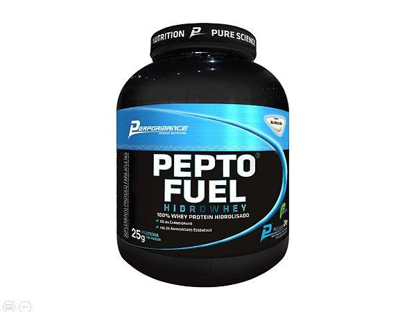Pepto Fuel 2kg Morango - Performance