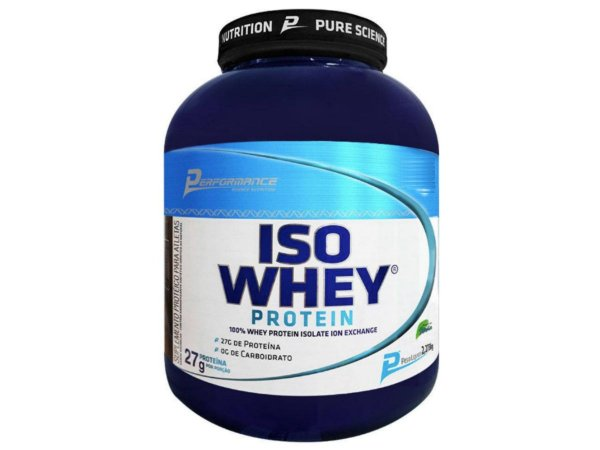 Iso Whey 2kg - Performance Chocolate