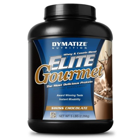 Elite Gourmet 2,268kg - Dymatize