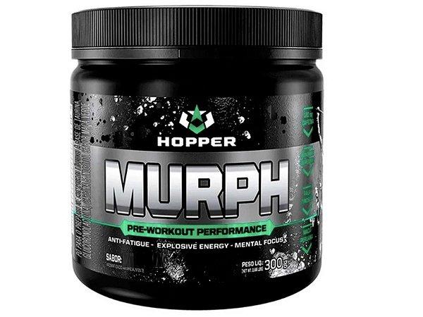 Pré-treino Murph 300g Maçã Verde - Hopper