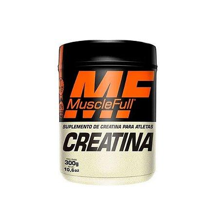 Creatina 300g Monohidratada - Muscle Full