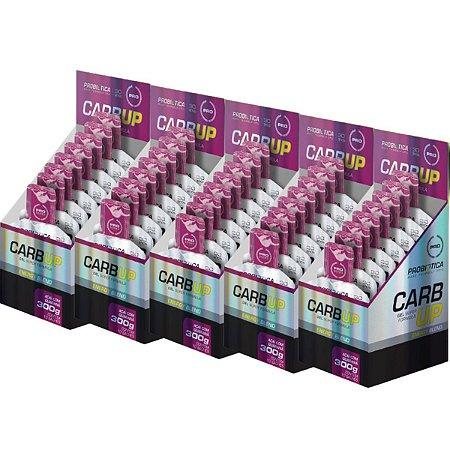 5x Carb Up Gel Cx C/10x Un 30g Probiótica Guaraná com Açaí
