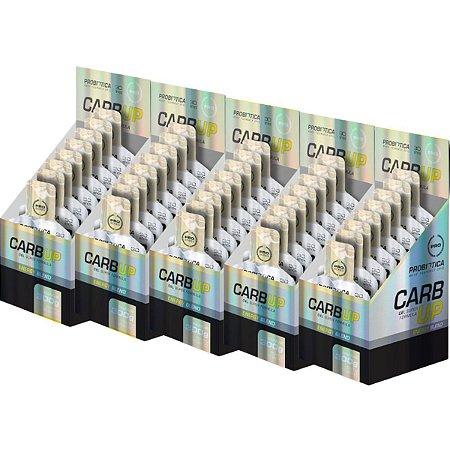 5x Carb Up Gel Cx C/10x Un 30g Probiótica Baunilha