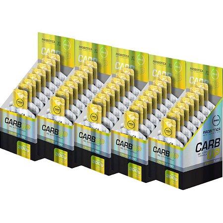 5x Carb Up Gel Cx C/10x Un 30g Probiótica Banana
