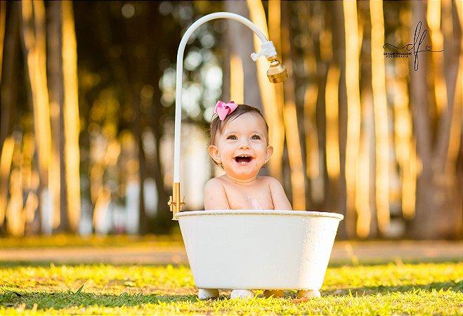 Banheira Acessórios Fotografia Newborn, Decoração Festas