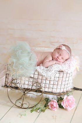 Carriola aramada newborn ArteBrasil Fotografia