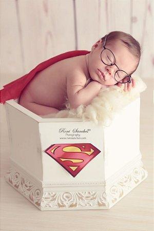 Caixa Madeira Newborn Acompanhamento Fotografia ArteBrasil