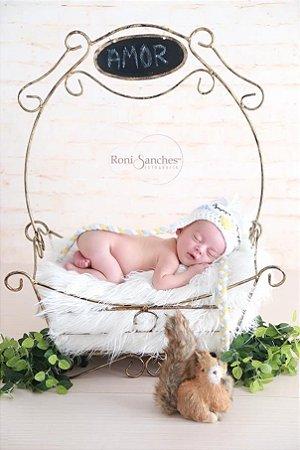 Bercinho Fotos Newborn Acessorios Fotografia Props ArteBrasil