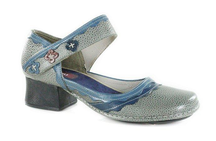 Sapato New Kelly CK0035-01 Cromo