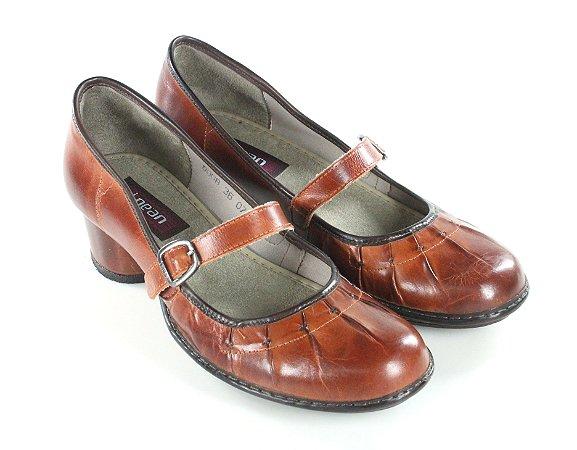 Sapato Lolla Laranja