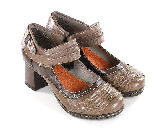 Sapato Desiree Argila - CJ0006-02