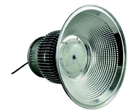 Luminária Led Highbay Eco 100w Bivolt