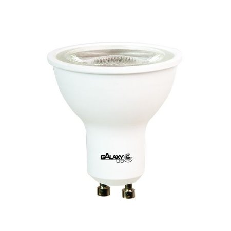 Lâmpada LED Dicróica 6,5W GU10 6500k Bivolt