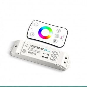 Controle Wireless  Para Fita Led RGB com Drive e Suporte de Parede - LTECH