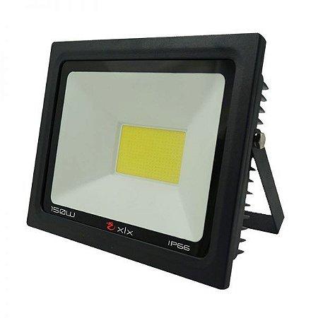 Refletor Cob LED 150W IP66 Branco Frio Bivolt
