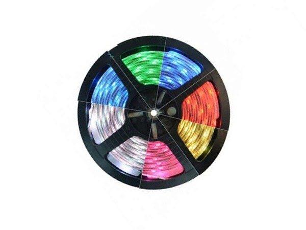 Fita de LED RGB SMD 5050 IP65 IP20 IP65 5 metros