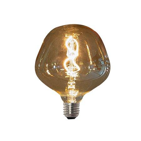 Lâmpada Vintage Retrô Filamento de Led Vetro M132  4W  Bivolt